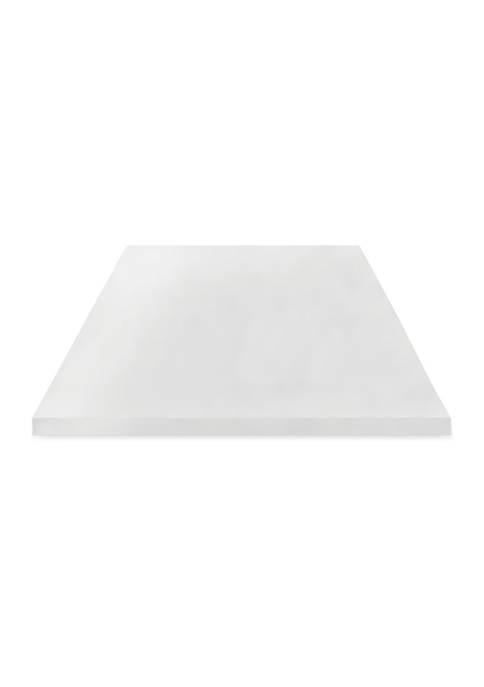 2 Inch Essentials Memory Foam Mattress Topper