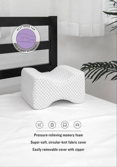 Conforming Memory Foam Accessory Pillow