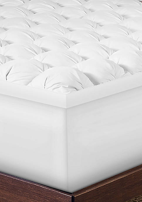 SensorPEDIC® Gel-Infused Memory Foam and Down Alternative Bed