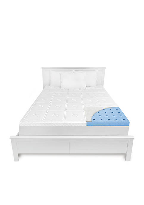 Luxury Extraordinaire 3-in. Memory Foam Bed Topper