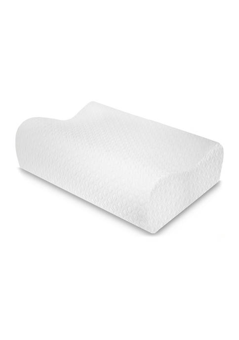 SensorPEDIC® Essential Collection Gel-Overlay Memory Foam Contour