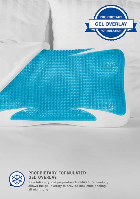 GelMax Cooling Luxury Memory Foam Bed Pillow