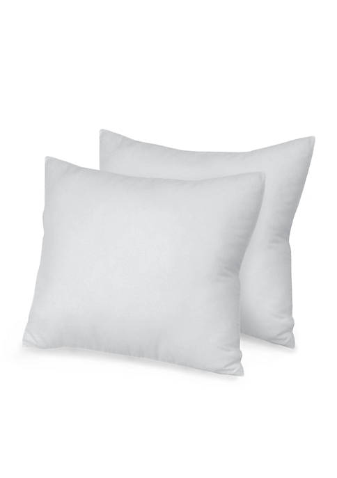 Euro Square Pillow 2 Pack