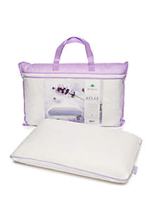 Relax - Lavender Infused Memory Foam Pillow