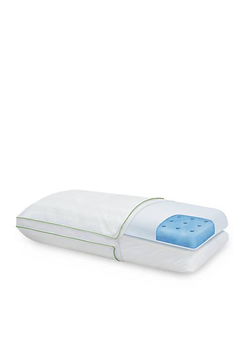SensorPEDIC® SensorPedic Dual Comfort Supreme Gusseted Bed Pillow