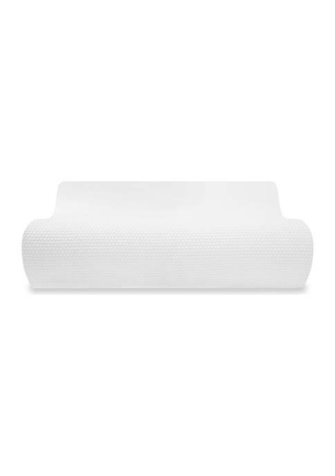 SensorPEDIC® Classic Contour Memory Foam Bed Pillow 2