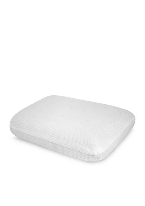 Classic Comfort Memory Foam Bed Pillow 2 Pack