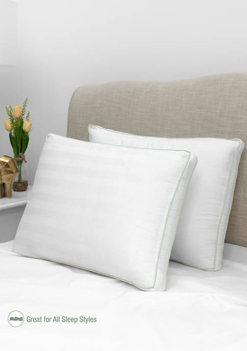 BioPEDIC 300 Thread Count Plush Fiber Gusseted Bed