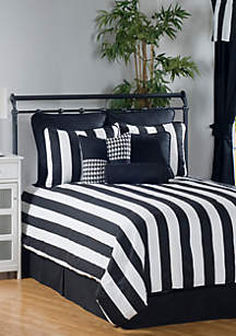 City Stripe Bedding Collection