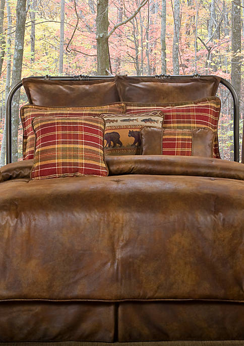 Victor Mill Gatlinburg Comforter Set