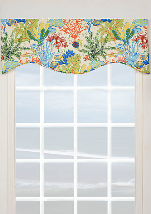 Island Breeze Valance 81-in. x 100-in.