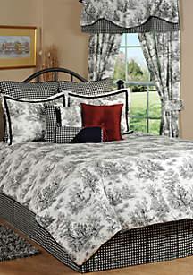 Jamestown Full Comforter Set 86-in. x 96-in.