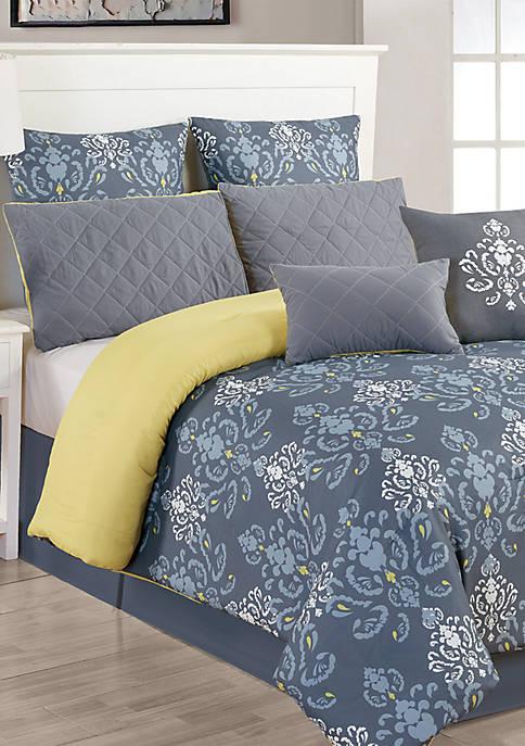 Lucienda 8 Piece Comforter Set