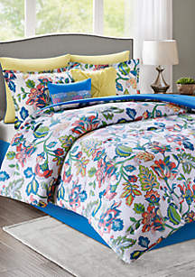 Charleston 8-Piece Bed-In-A-Bag