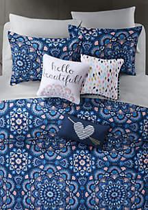 Cara Twin/Twin XL Comforter Mini Set