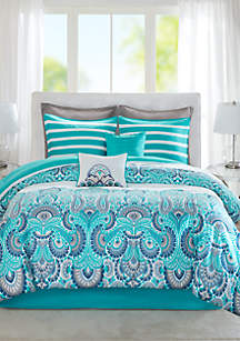 Mackenzie 8-Piece Bed-In-A-Bag