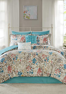 Jasmine 8-Piece Bed-In-A-Bag