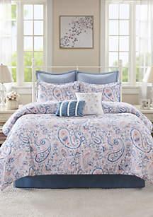 Maddie 8-Piece Bed-In-A-Bag