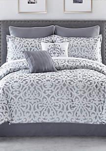 Gavin 8-Piece Comforter Bed-In-A-Bag