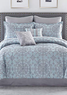 Victoria 8-Piece Comforter Bed-In-A-Bag