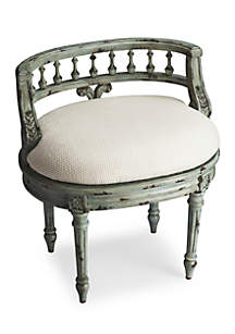 Butler Specialty Company Hathaway Waters Edge Vanity Seat