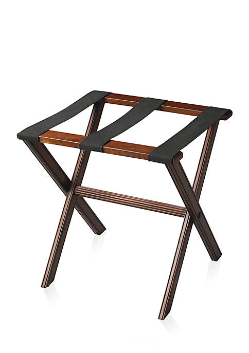 Butler Specialty Company Anthony Plantation Cherry Luggage Rack