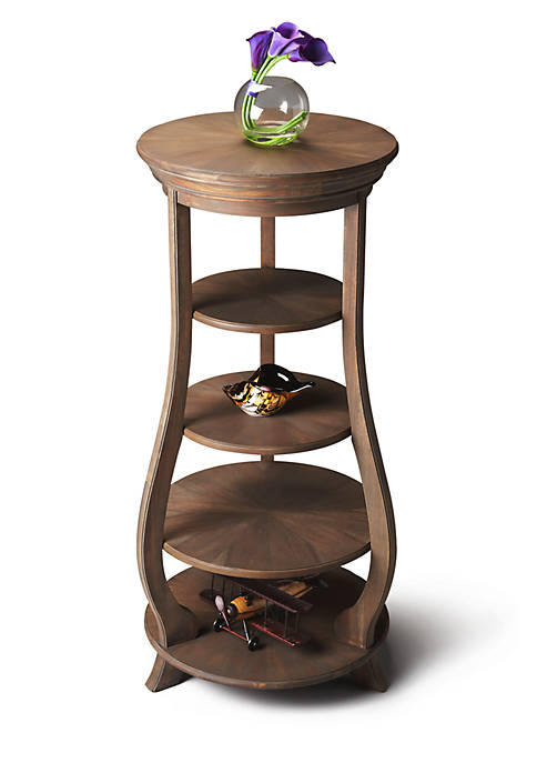 Butler Specialty Company Hillary Toasted Barley Etagere