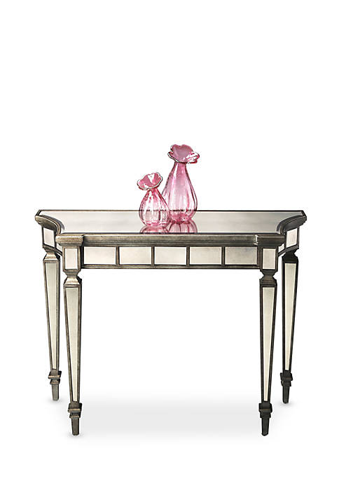 Butler Specialty Company Garbo Mirrored Console Table