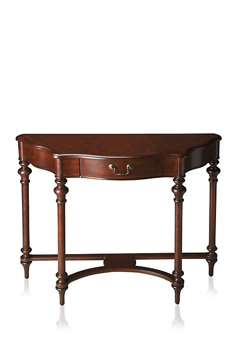 Butler Specialty Company Morency Plantation Cherry Console Table