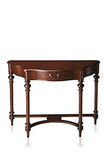 Morency Plantation Cherry Console Table