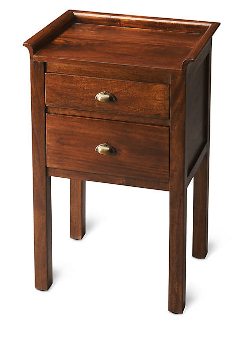 Butler Specialty Company Gabriel Solid Wood Side Table