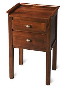 Gabriel Solid Wood Side Table