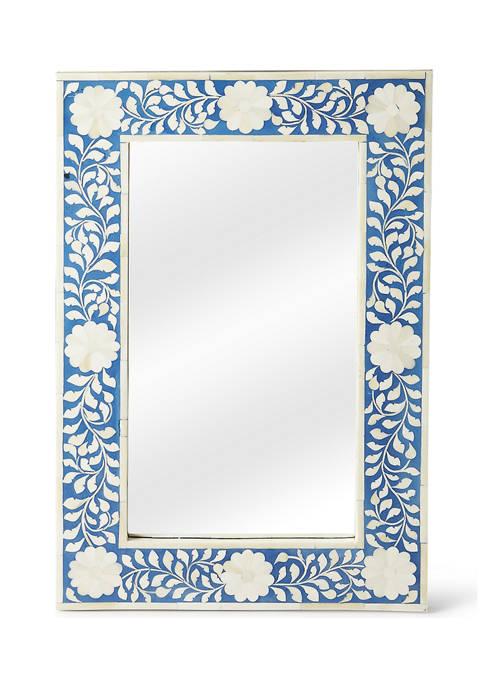 Butler Specialty Company Olivia Bone Inlay Wall Mirror