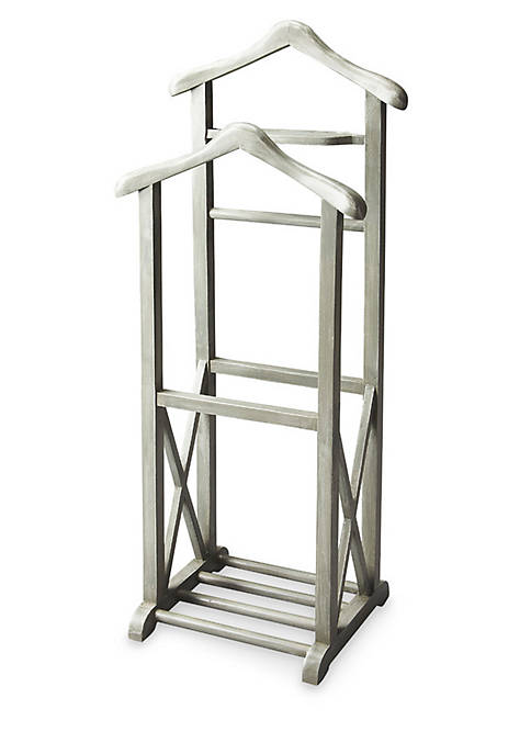Butler Specialty Company Riley Wood Valet Stand