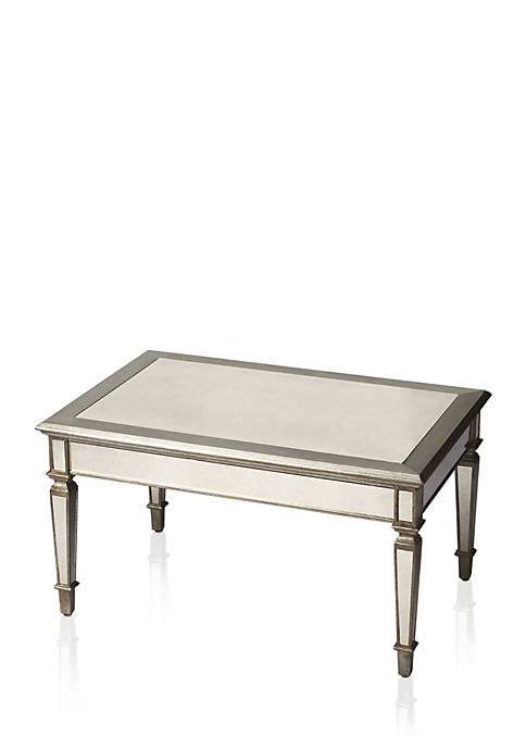 Celeste Mirrored Cocktail Table