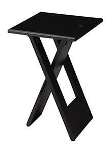 Hammond Black Folding Table