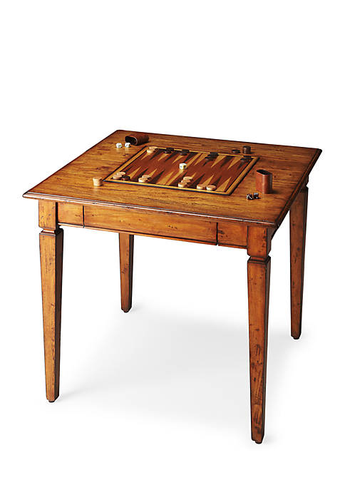 Butler Specialty Company Breckenridge Rustic Game Table