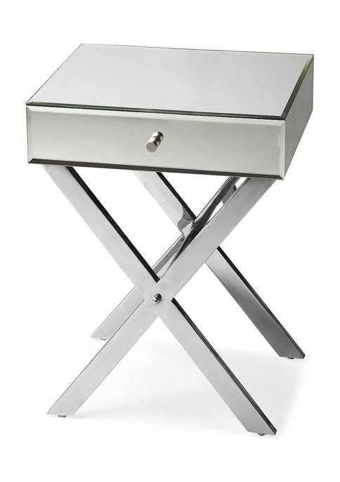 Butler Specialty Company Vincennes Mirrored Side Table