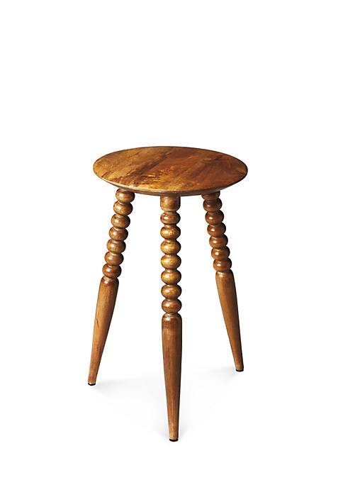 Fluornoy Wood Accent Table