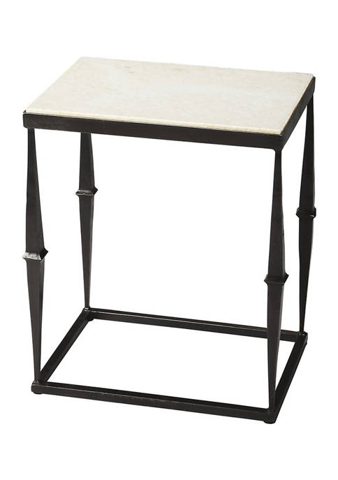 Jacoby Marble Side Table