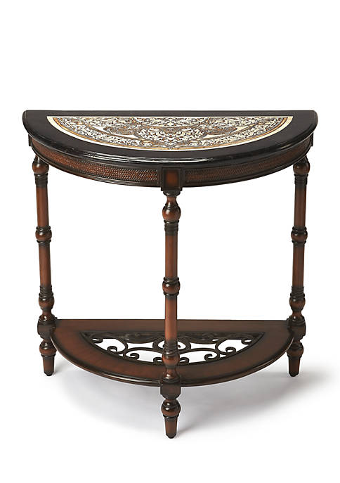 Butler Specialty Company Demilune Console Table