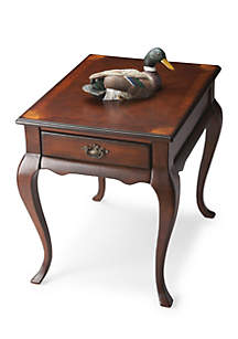 Butler Specialty Company Grace Plantation Cherry End Table