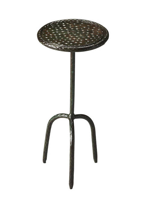 Butler Specialty Company Founders Iron Accent Table