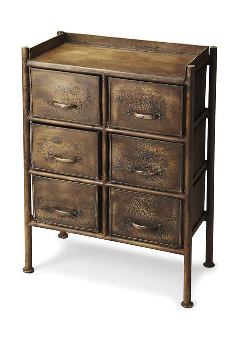 Cameron Industrial Chic Drawer Chest