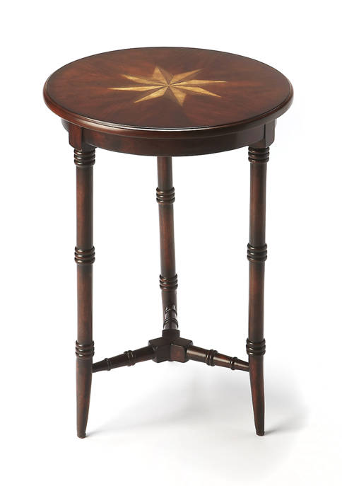 Butler Specialty Company SLA Plantation Cherry Accent Table