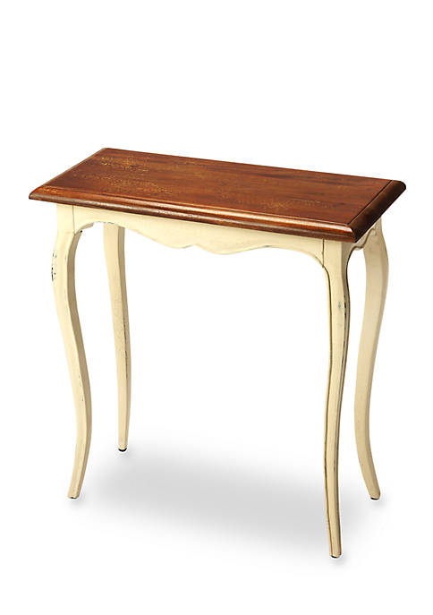 Butler Specialty Company Annie Mahogany Console Table