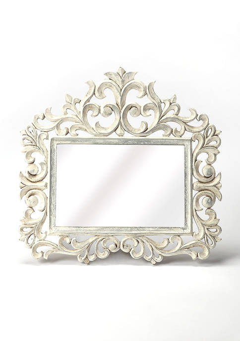 Butler Specialty Company Favart Carved Wall Mirror