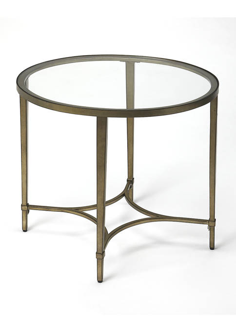 Butler Specialty Company Monica Oval End Table