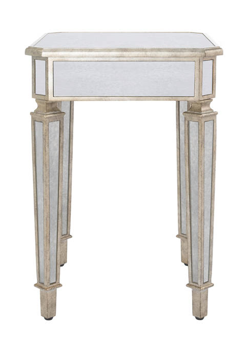 Butler Specialty Company Celeste Mirrored End Table