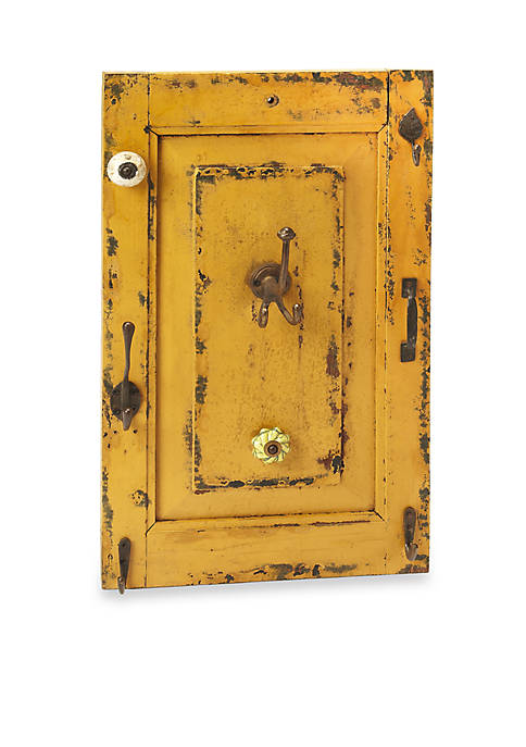 Butler Specialty Company Neely Rustic Yellow Wall Mount